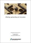 Offentlig upphandling och innovation
