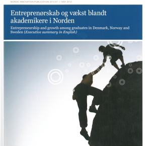 Entrepreneurship and Growth Among Graduates in Denmark, Norway andSweden