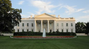 White house by Christian Bradford