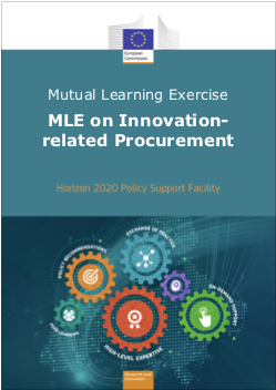 MLE on Innovation-related Public Procurement: Final Report