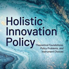 Our book on Holistic Innovation Policy in Chinese