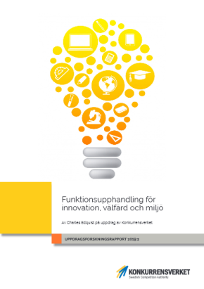 A new report on Functional Public Procurement byCharles