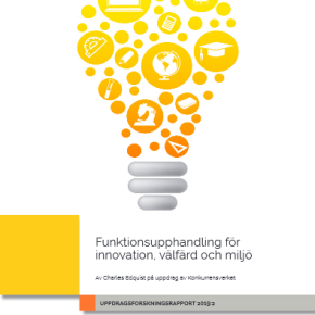 A new report on Functional Public Procurement by Charles